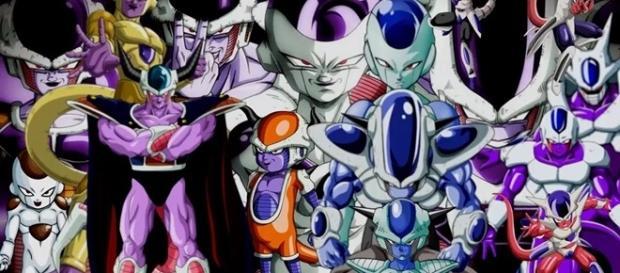 Dragon Ball Super Frost, La Raza de Freezer