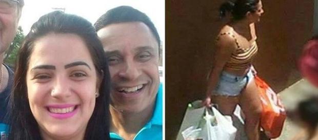 Ex-candidata a vereadora pelo PSDB é flagrada roubando em sua cidade