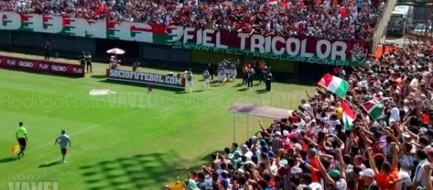 Fluminense vem estudando projetos para ter novo estádio (Foto: Vavel)