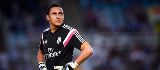 Keylor Navas sur la sellette au Real Madrid