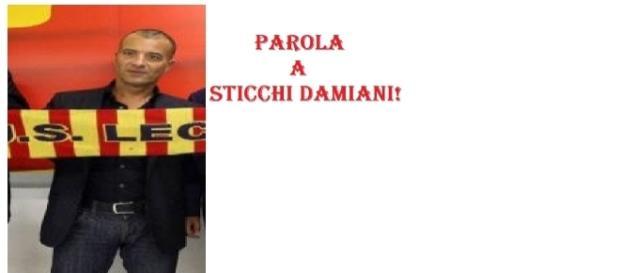 La Conferenza Stampa di Sticchi Damiani.