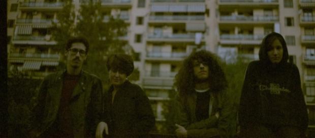 La Festa, foto ufficiale per il lancio del singolo Squerenz