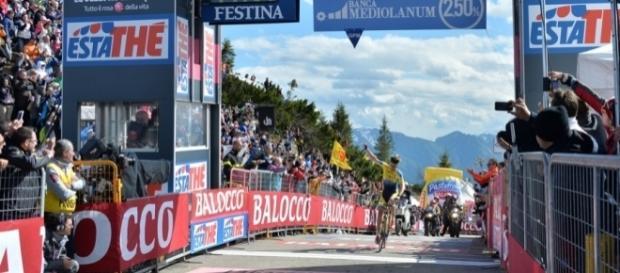 Lo Zoncolan torna nel Giro d'Italia 2018
