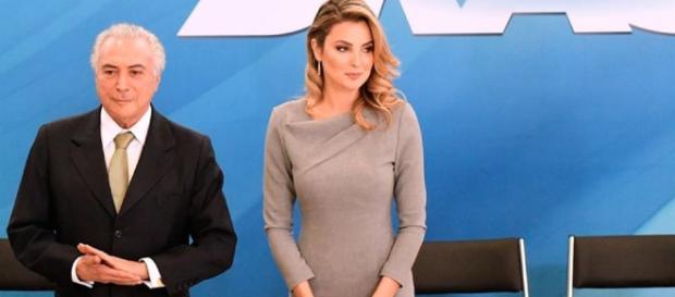 Marcela Temer colaborou para que Alexandre de Moraes chegasse ao Supremo