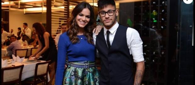 Neymar e Marquezine reataram o namoro