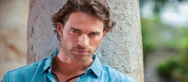 O ator argentino Sebastián Rulli