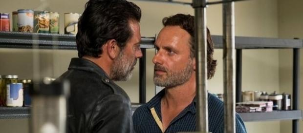 The Walking Dead 7x08: ¿Rick vs Negan en final de mitad de ... - peru.com