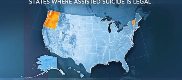 What's the state of assisted suicide laws across the U.S.?   PBS ... - pbs.org