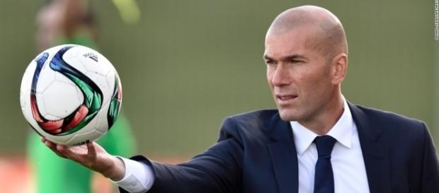 Zinedine Zidane: Frenchman named Real Madrid coach - CNN.com - cnn.com