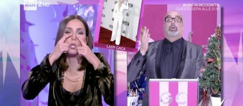 Caterina Balivo insultata sul web