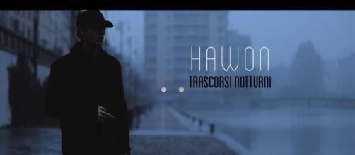 ''Hawon'' in ''Trascorsi Notturni''.