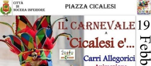 """IV Edizione del Carnevale di Cicalesi, (Ph. Imma Giordano, Presidente Associazione """"Amici di Cicalesi""""))"""