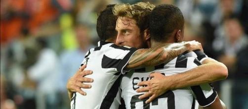 Juventus, contro il Lione tornano Evra, Dani Alves e Marchisio ... - fantagazzetta.com