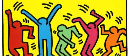 Keith Haring in mostra a Milano