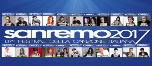 La scaletta del Festival di Sanremo del 08/02/2017: ecco i big e i giovani in gara
