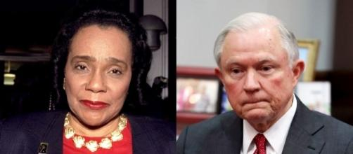 Look: A Letter by Coretta Scott King Blasting Jeff Sessions Is Now ... - bet.com