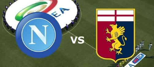 Napoli Genoa streaming live gratis. Dove vedere - businessonline.it