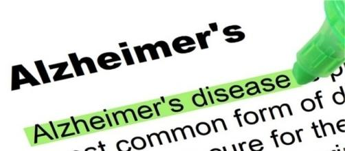 Picture of Alzheimer's desease focus