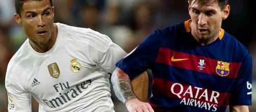 Ronaldo e Messi e as coisas que os unem