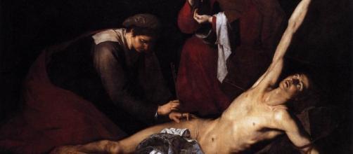 San Sebastiano di Jusepe de Ribera