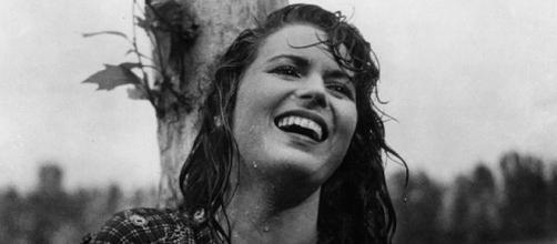 Silvana Mangano, protagonista del film 'Riso'amaro'