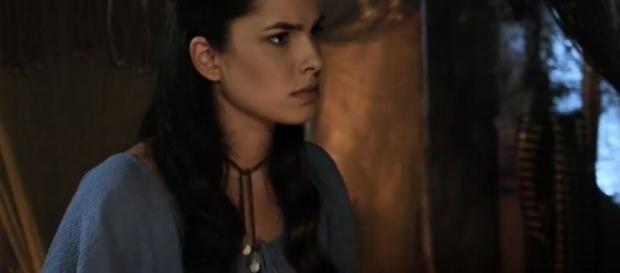 Aruna é vítima de mais uma armação de Samara e pode morrer nas mãos de Adonizedeque