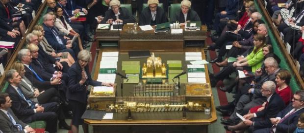 Camera Comunelor a Parlamentului Marii Britanii