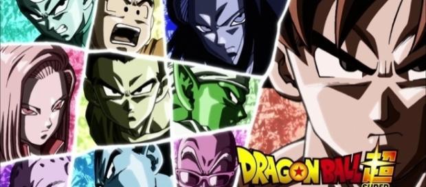 Dragon Ball Super presentando un nuevo arco