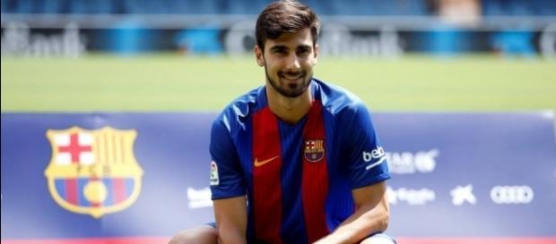 Imprensa espanhola questiona a contratação de André Gomes pelo Barcelona