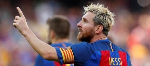Lionel Messi : Lionel Messi, quintuple Ballon d'Or. - Lionel Messi ... - melty.fr