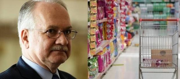 Ministro do STF Edson Fachin nega habeas corpus a mulher que roubou chicletes de um supermercado