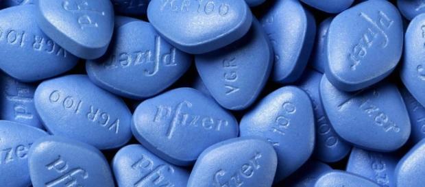 O medicamento Viagra, do laboratório Pfizer. / Imagem: Reprodução