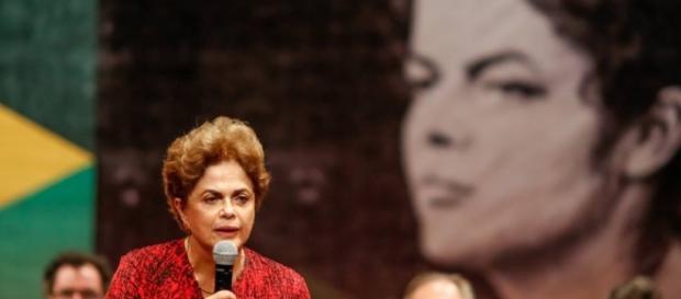 Reprodução / Facebook Dilma Rousseff