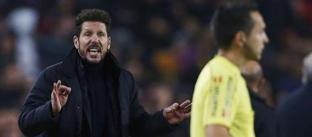 """Simeone: """"Felicito al Barça por manejarlo todo muy bien"""" - lavanguardia.com"""