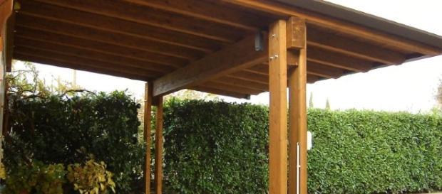 Abuso edilizio: la tettoia non necessita sempre del permesso di ...