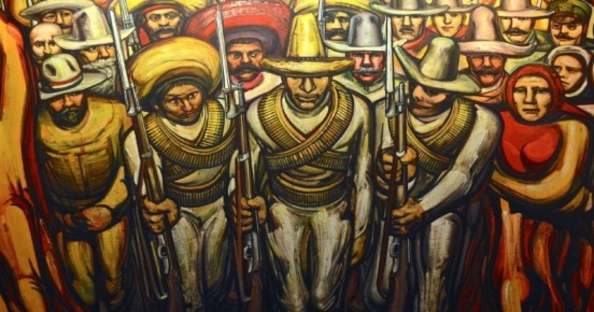 Pintar La Revolucion Mexicana 1910 1950