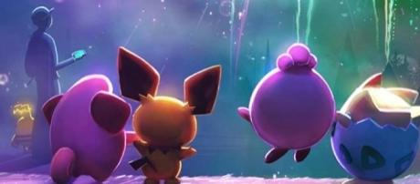 Pokemon GO festeggia San Valentino