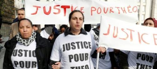 Aulnay-sous-Bois: Théo fait le récit de son interpellation