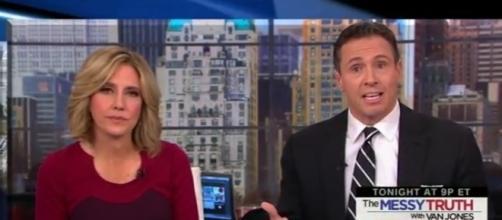Chris Cuomo on CNN, via YouTube