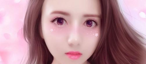 Conheça o aplicativo Meitu e seus efeitos e veja algumas celebridades transformadas (Reprodução: web)