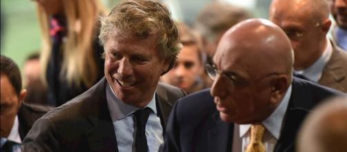 Enrico Preziosi pensa al Genoa di domani