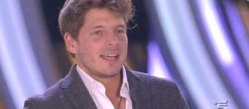 Gabriele Rossi al Grande Fratello Vip.