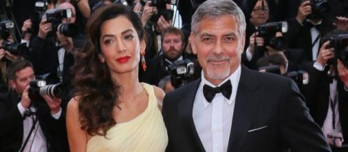 George and Amal Clooney are not one but two babies? - extra.ie