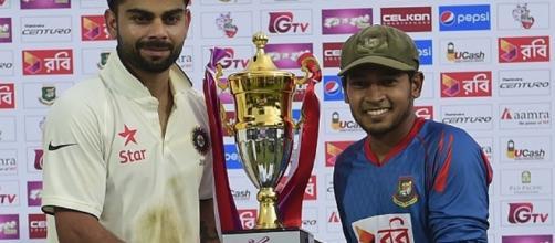 India vs Bangladesh One-Off Test Pushed to February 9 - News18 - news18.com