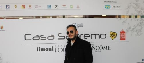 Matth Vi, a Sanremo per promuovere il suo nuovo singolo