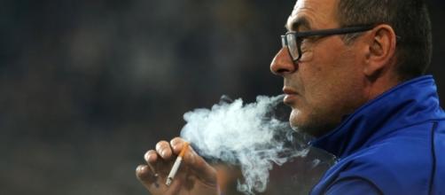 Maurizio Sarri avvicinato alla Juventus per la prossima stagione. Le parole del tecnico azzurro.