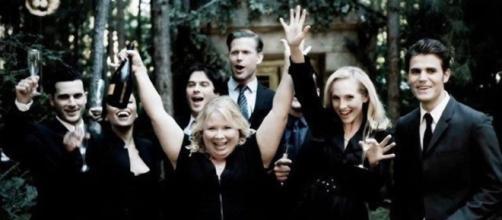 O adeus final para Vampire Diaries.