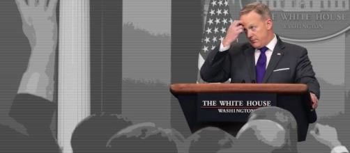 The agony of Sean Spicer - theweek.com