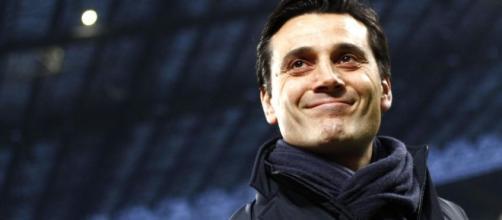 Montella, il nuovo allenatore del Milan