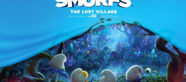 a new mysterious village found by smurfs pic source:Empire